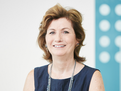 Louise Fisher, Chair of the CIPD