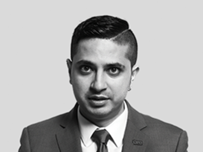 Dipesh Mistry, L&D Manager, My Home Move